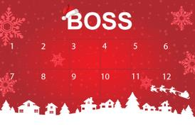 12 days of BOSS