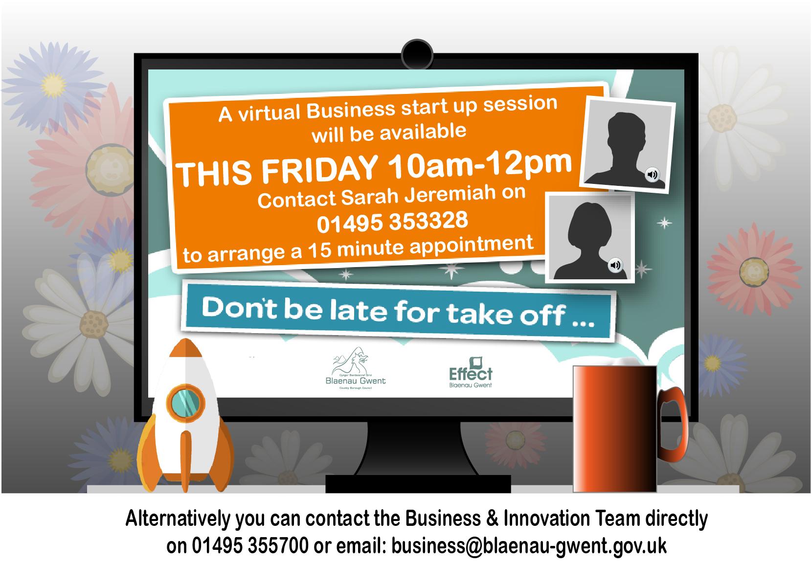 BG Effect Fund open for Business Start-Ups